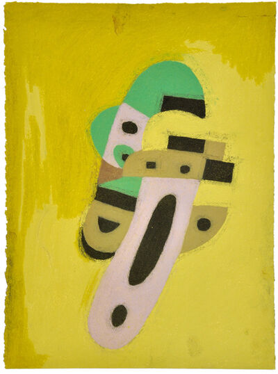 Julian Martin, 'Untitled (abstracted object)', 2012