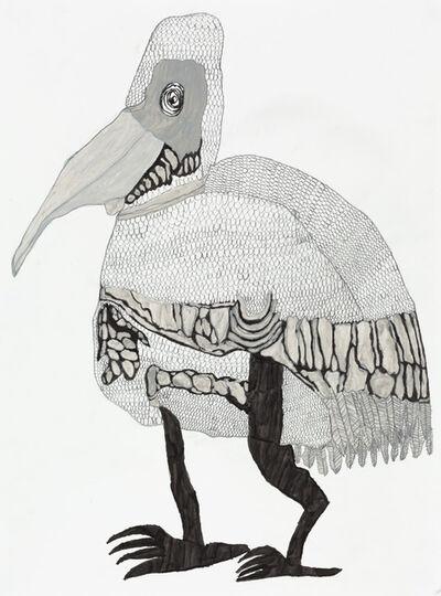 Steven Liu, 'Pelican', 2017