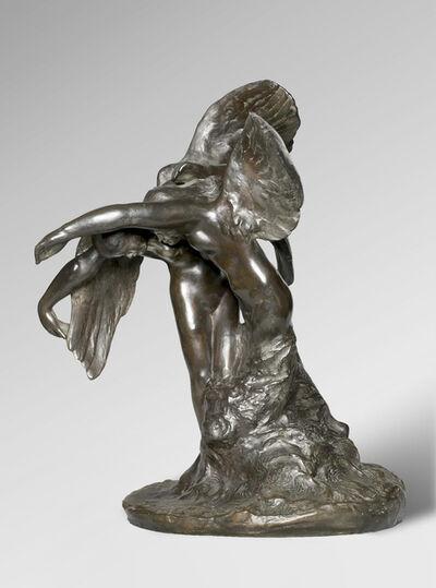 Auguste Rodin, 'Les Bénédictions sur base ronde, grand modèle (The Benedictions on round base, large model)', Before 1896