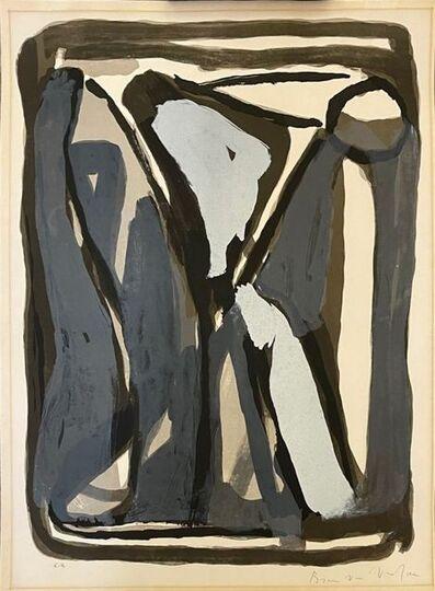 Bram van Velde, 'No title', 1971