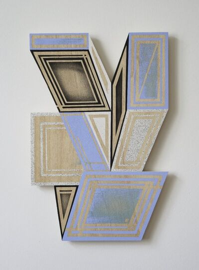 Roman Lang, 'ZIP-8', 2020