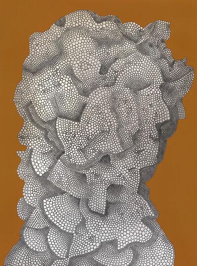 Corrado Cagli, 'Pale', 1973