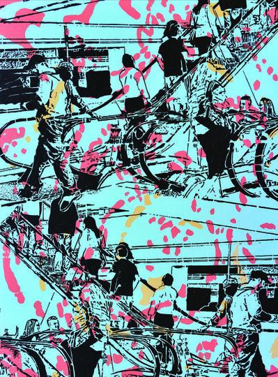 Lucinda Luvaas, 'Trajectory', 2011
