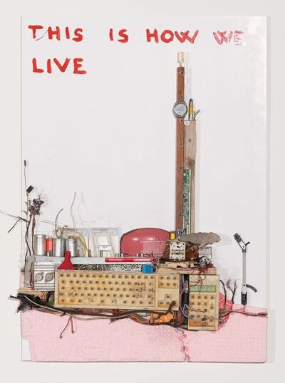 Kristof Kintera, 'This is how we live', 2019