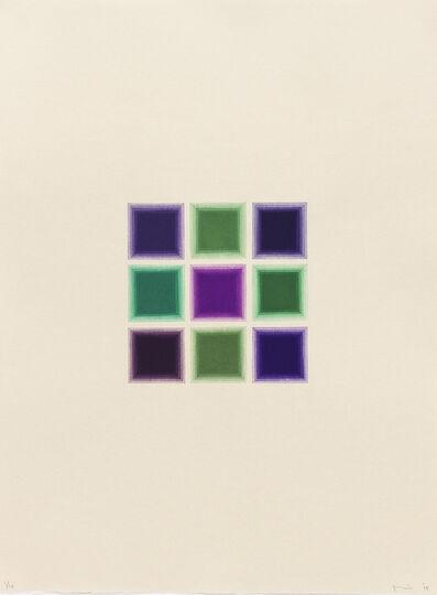 Yasu Shibata, 'Korin's Iris', 2015