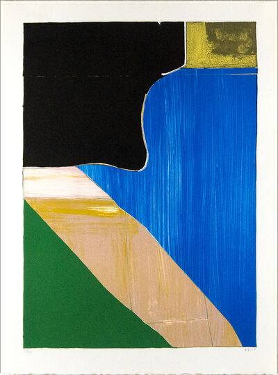 Richard Diebenkorn, 'Untitled ', 1970