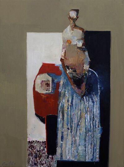Danny McCaw, 'Striped Dress'