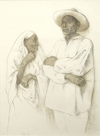 Francisco Zúñiga, 'La Abuela (The Grand Mother)', 1981