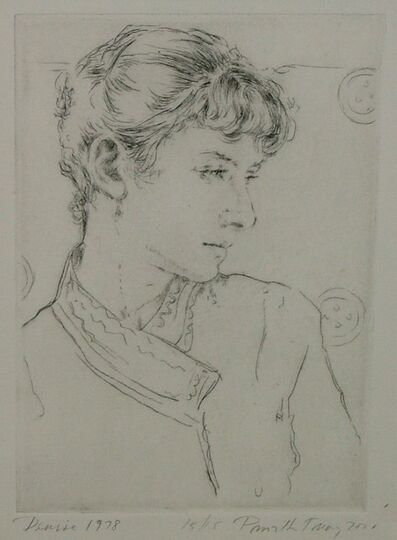 Priscilla Treacy, 'Denise', 1978