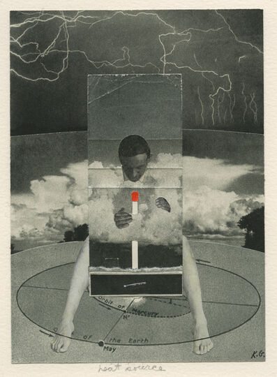 Ken Graves, 'heat source', 2003