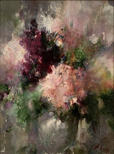 Nikolai Blokhin, 'Bouquet', 2019