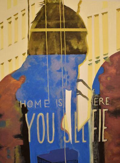 Sheila Schwid, 'Home is Where You Selfie', 2018