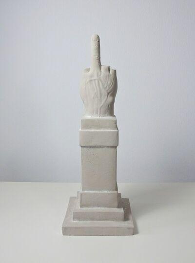 Maurizio Cattelan, 'L.O.V.E.', 2014