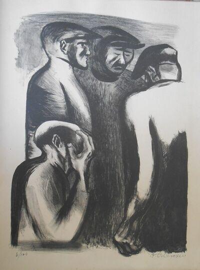 José Clemente Orozco, 'Los Sintrabajo ( The Undmployed)', 1932