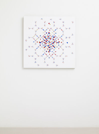 Gabriel Orozco, 'Diagram 3', 2015