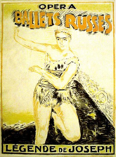 Pierre Bonnard, 'LEGENDE DE JOSEPH - DIAGLIEV'S BALLETS RUSSES', 1914