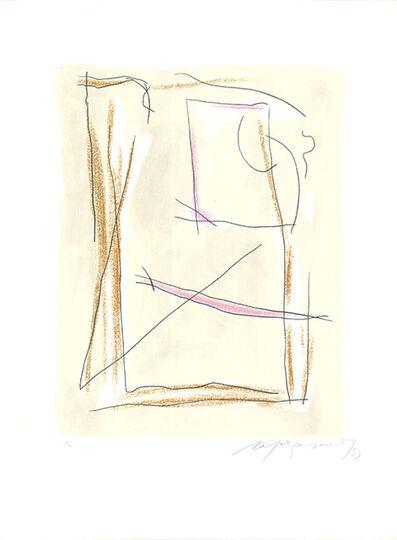 Albert Ràfols-Casamada, 'Brisa-4', 1993