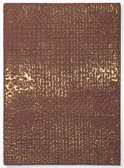 Otto Piene, 'Hexagon Exterior The Splendor of Golden Walls 1-6', 2007