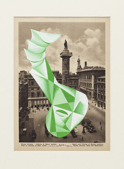 Alfredo Londaibere, 'Untitled (Piazza Colonna)', 2002