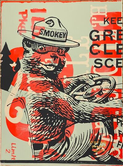 Peter Mars, 'Smokey Summer Rules ', 2014