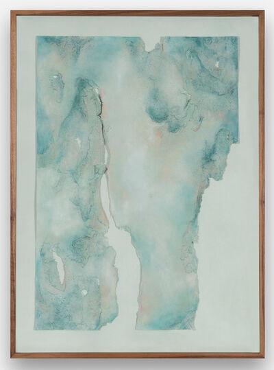 Ann Iren Buan, 'Phantom (Turquoise Water Salty Hair)', 2019