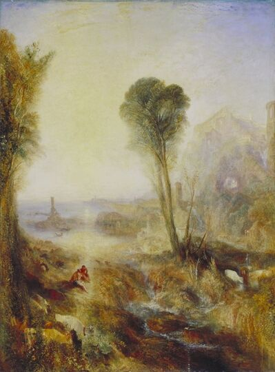 J. M. W. Turner, 'Mercury and Argus', before 1836