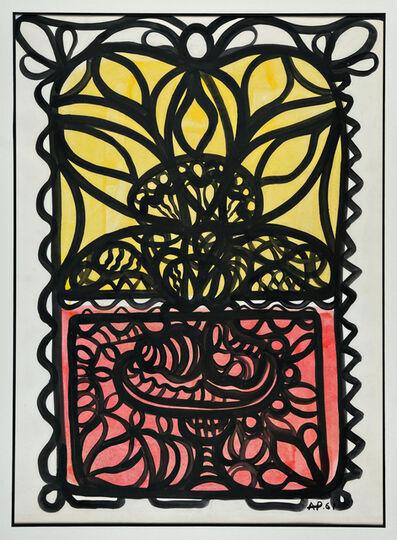 Amelia Peláez, 'Flower Vase', 1961