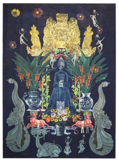 Budi Agung Kuswara, 'Balinese Baroque #3', 2020