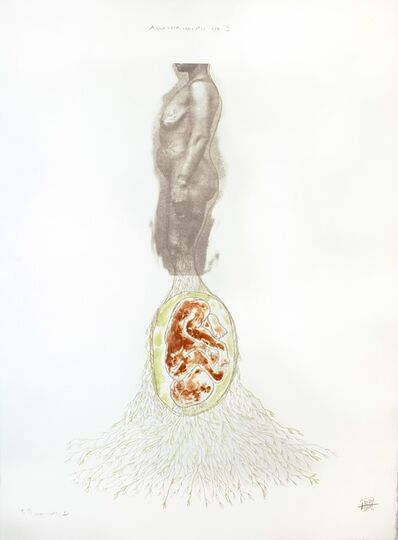 Rosana Paulino, 'Assentemento #2', 2012