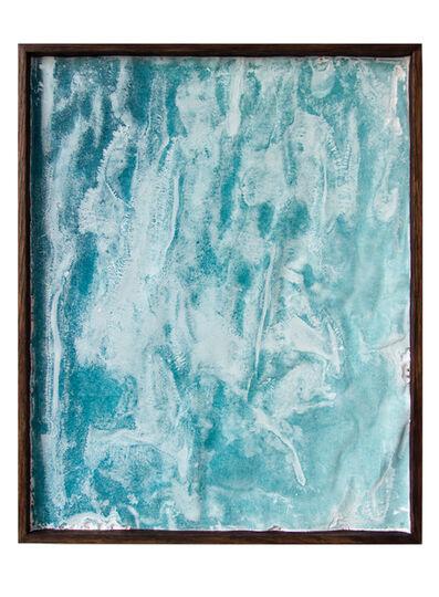 Ann Iren Buan, 'Drifting Veil (Turquoise Blue)', 2017