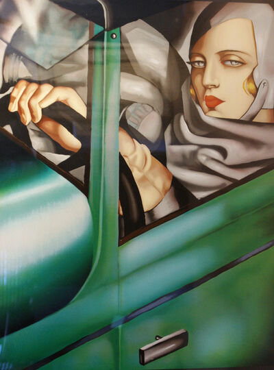 Tamara de Lempicka, 'Auto Portrait', 1970