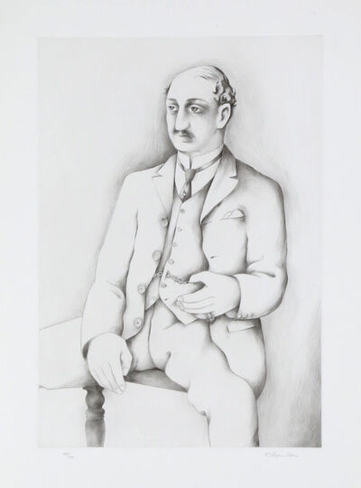 Richard Hamilton, 'Leopold Bloom', 1983