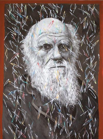 Doug Argue, 'Charles Darwin', 2019