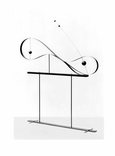 Walter Linck, 'vegetativ III', 1958