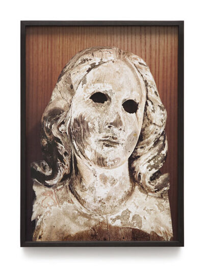 Gert Jan Kocken, 'Madonna of Nagasaki, Defacement 9 August 1945', 2010