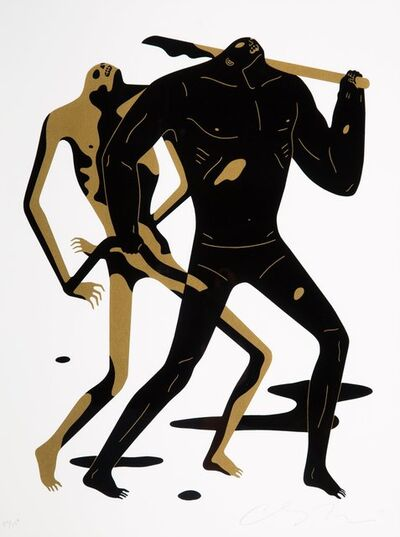 Cleon Peterson, 'Doom Alone II', 2017