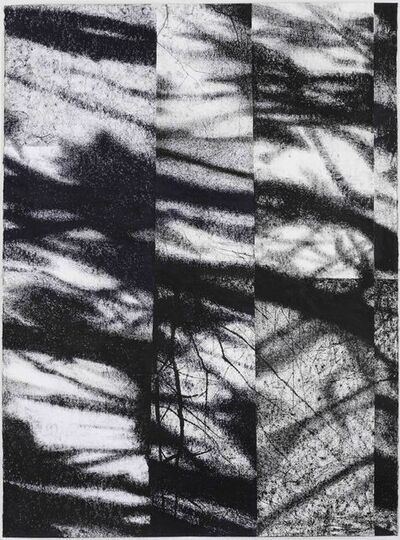 Carole Benzaken, 'Portée d'ombres 3', 2018