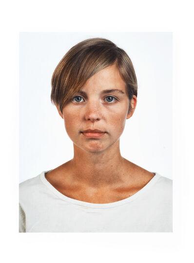 Thomas Ruff, 'Portrait 1989 (I. Graw) (1989-2012 )', 2012
