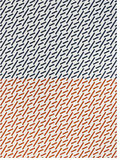 John M. Miller, 'Untitled (95-1) [Blue/Orange]'