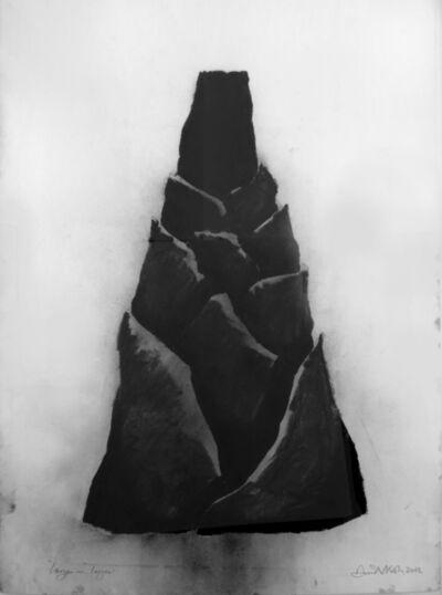 David Nash, 'Layer on Layer', 2002
