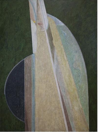 Miklos Pogany, 'Il Passero Solitario', 1981