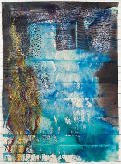 Alyse Rosner, 'Crest (burdock)', 2020-2021
