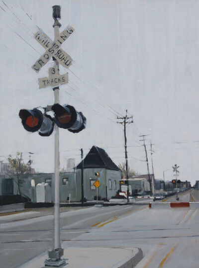 Stephanie Hartshorn, 'Gray's Crossing', 2013