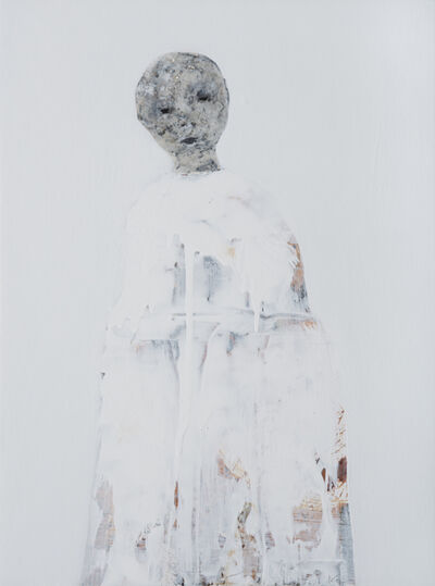 Marianne Kolb, 'The White Paintings No. 4', 2018