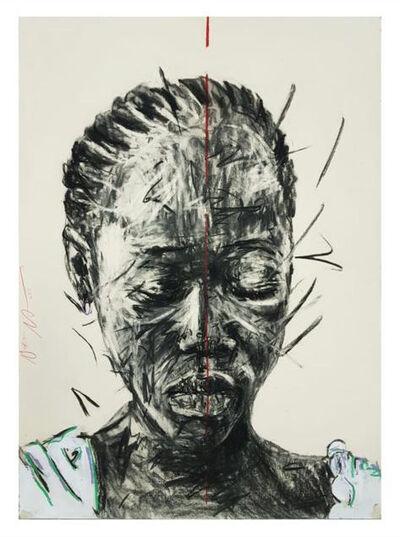 Nelson Makamo, 'Girl', 2018