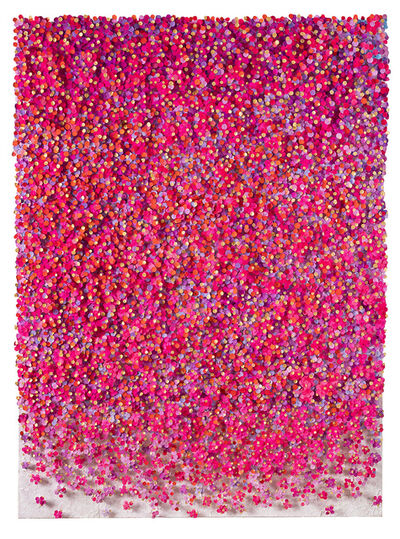 Sung Hee Cho, 'Flowers With Stars', 2019