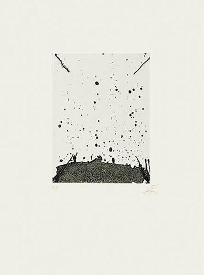 Antoni Tàpies, 'Clau-19', 1973