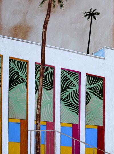 Charlotte Keates, 'Saguaro', 2017