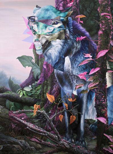 Angela Gram, 'Canis Latrans', 2019