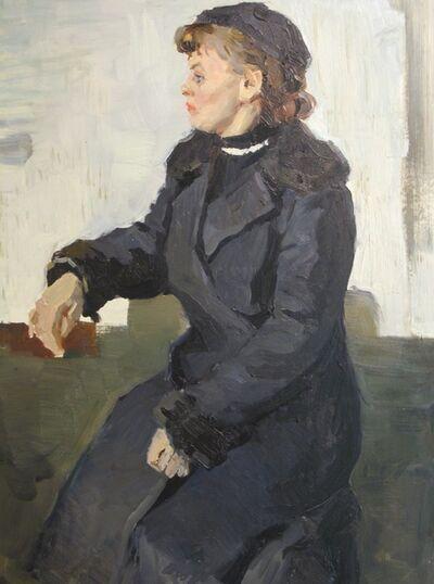 Vladimir Frolovich Stroev, 'Driver', 1955